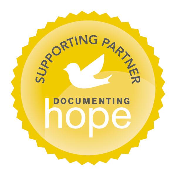 Support Partner Documenting Hope