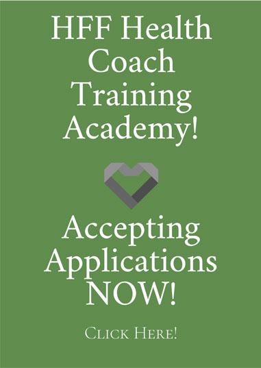 HFF Health Coach Training Academy