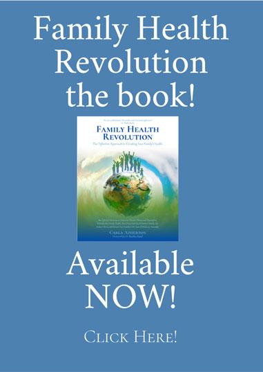 Family Health Revolution the book